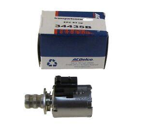 GM ACDelco Press Control Solenoid EPC 4L60E 4L65E 2003 - Up NEW 24248893 34435B