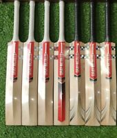 Gray Nicolls limited edition hand picked English Willow cricket bats Senior SH