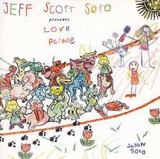 JSS - JEFF SCOTT SOTO - CD - LOVE PARADE