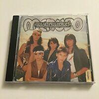 Menudo Los Ultimos Heroes (CD, 1990) Boy Band Ricky Martin Rare HTF Please Read