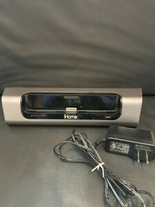 2 PC iHome ID8 Rechargeable Dock Portable Speaker System iPad iPhone iPodw/Cord
