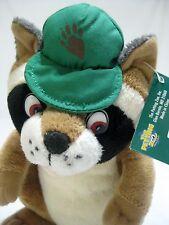 Ranger Rick Raccoon Plush