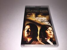 THE DAVINCI CODE UMD PSP MOVIE VIDEO PLAY STATION PORTABLE