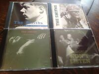 The Smiths. 4 CD's. Hatful of Hollow, Meat is Murder, The Queen is Dead & more.