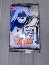 Naruto Collectible Card Game Sealed The Path to Hokage Booster Pack