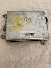 2001 JAGUAR OEM ECU ENGINE CONTROL MODULE [CHECK PART#]YW4T-13B524-BB