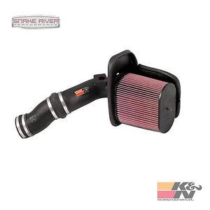 K&N COLD AIR INTAKE 03-07 FORD POWERSTROKE DIESEL 6.0L F250 F350 57-2546-1