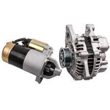 Alternator Start Motor for Mitsubishi Pajero NM NP Triton MK Challenger PA 3.5L