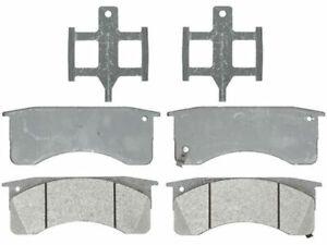 For 1998-2009 Isuzu FTR Brake Pad Set Centric 34394NG 2007 1999 2000 2001 2002