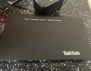 TalkTalk Wifi Hub Wireless  Router Huawei Model Hg633 Same Day Dispatch