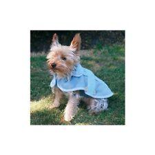 Trixie Hundemantel Lilles, M: Brust 45-65 cm, Rückenlänge 45 cm, hellblau