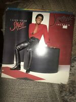 Jermaine Jackson – I Like Your Style 1981 LP