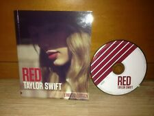 Taylor Swift - Red 2012 Korea Limited Edition 96p Book ZinePak Promo CD
