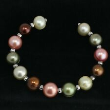 Honora Cultured Freshwater Pearl Sterling Cuff Bracelet