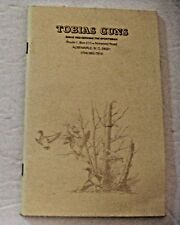 Nos Vintage 1987 Tobias Guns Large Firearm Catalog ~ L@K !