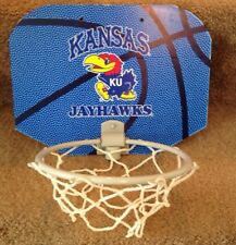 University Of Kansas Jayhawks Mini Basketball Hoop - Basketball Not Included