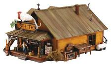 Woodland Scenics PF5194 MO Skeeters Bait/Tackle HO Train Building Kit