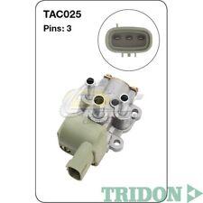 TRIDON IAC VALVES FOR Toyota Camry SXV10 08/97-2.2L  DOHC 16V(Petrol) TAC025