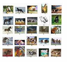 30 Personalized Return Address Labels Horses. Buy 3 get 1 free {H2}