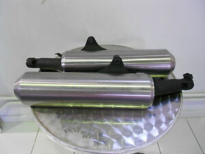 CB900 EXhaust Silencers