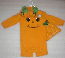 NEW Baby's 1st Halloween Outfit - 4 Piece Set Size 3-6 Months NWOT
