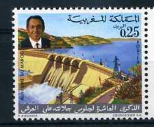 MAROC - 1971 timbre 614, Roi Hassan II, neuf**