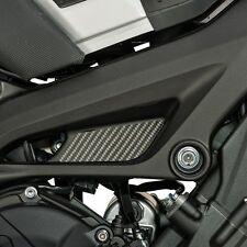 Yamaha Carbon Fiber Frame Side Covers - Fits FZ-09, FJ-09, & XSR900 - Brand New