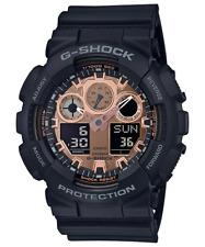 Casio G-Shock Men's Ana-Digital World Time Alarm 55mm Watch GA-100MMC-1A