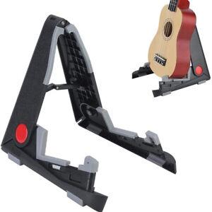 Foldable Stand/Holder for Ukulele/Uke/Violin/Mandolin, A-frame Bracket Mount *n