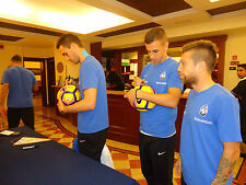 UEFA - Atalanta Pallone Ball Signed Calciatori MR Gasperini Serie A TIM 16/17