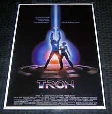 Tron 11X17 Movie Poster Jeff Bridges Bruce Boxleitner
