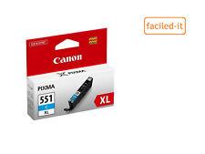 OCCASIONE ORIGINALE Cartuccia Ciano Alta Capacità CANON CLI-551XL 6444B001