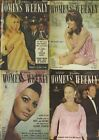 THE AUSTRALIAN WOMEN'S WEEKLY MAGAZINE VOL.12 (1966-1968) -156 OLD ISSUES ON DVD