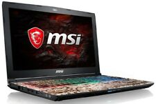 "MSI GE62VR 7RF CAMOSQUAD Limited Edition 15.6"" i7 16GB 1TB + 256GB Gaming Laptop"