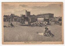 Italy, Riccione, Conversazione al Mare Postcard, B108