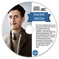 Animal Farm by George Orwell MP3 CD Audio Book