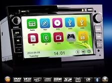 "AUTORADIO 7"" OPEL Corsa Astra meriva Navigatore GPS/USB/SD/3G/Mp3 Com Volante"