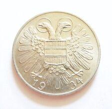 AUTRICHE  50 groschen 1934