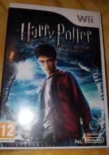 NINTENDO Wii . Harry Potter And The Half-blood Prince
