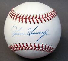 1994 GOOSE GOSSAGE Seattle Mariners autographed baseball Hall of Fame