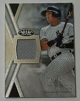 2020 Topps Tier One Relics Gio Urshela Jersey #110/395 Yankees