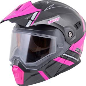 2021 Scorpion EXO-AT950 Teton Cold Weather Dual Sport Motorcycle Helmet
