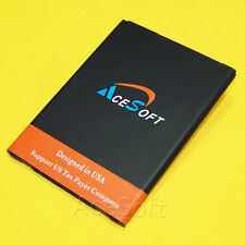 AceSoft 4320mAh 3.85V Rechargeable Battery for Net10 Lg Stylo 3 Lte L83Bl Phones