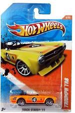 2011 Hot Wheels #70 Track Stars Triumph TR6