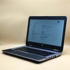 """New listing Hp Probook 640 G2 14"""" Core I5-6300U @ 2.40Ghz 8Gb Ram 128Gb Ssd"""