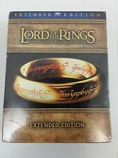 The Lord of the Rings: The Motion Picture Trilogy (Blu-ray Disc, 2012, 15-Disc …