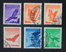 CKStamps: Liechtenstein Stamps Collection Scott#C9-C13 Used
