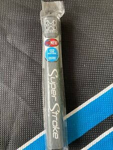 Superstroke Tour 3.0 Xtraxion Putter Grip In Grey- New