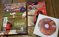 BASEBALL MOGUL 2007 - Major League MLB Baseball Managing Sim Windows PC Game l