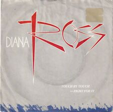 """<2575-55> 7"""" Single: Diana Ross - Touch By Touch"""